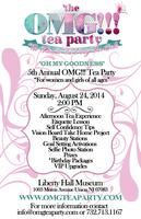 The OMG!!! Tea Party: Empowering Women, One Girl at a...