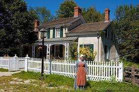 Autisme Ontario : Toronto - Village pionnier Black Creek en...