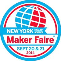 World Maker Faire New York Town Hall