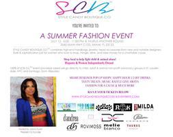 A Summer Fashion Event