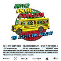 United Hearts Fundraiser: J. Phlip + Kahn + Special...