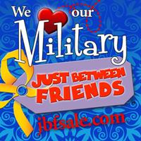 JBF Military Family Presale:  9/24  730p-10p(no kids)...