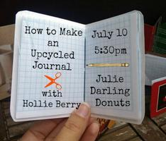 How to Make an Upcycled Journal