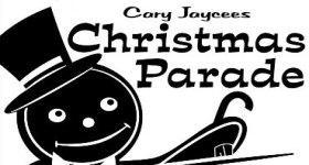 2014 Cary Jaycee Christmas Parade