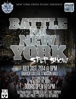Battle For New York Step Show