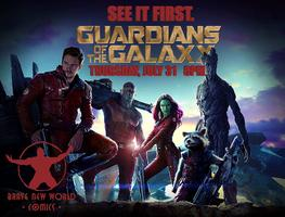 See It First: Guardians of the Galaxy Screening