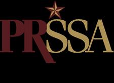 PRSSA at Texas State University logo