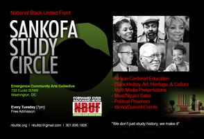Sankofa Study Circle - Washington DC