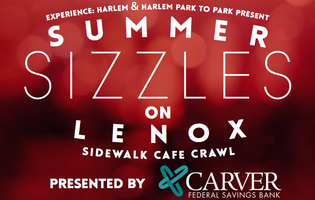 Summer Sizzles on Lenox 2014 - SOLD OUT
