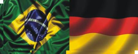 BRAZIL vs. GERMANY 2014 World Cup Semifinal