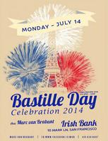 SF BASTILLE DAY BLOCK PARTY ON MONDAY JULY 14