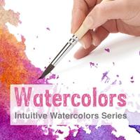 Intuitive Watercolor Painting Classes
