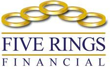 Erica Moore, Regional Vice President at Five Rings Financial logo