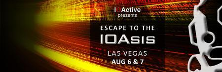 IOActive IOAsis Vegas
