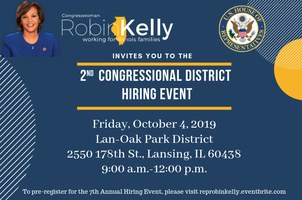 2ND CONGRESSIONAL DISTRICT HIRING EVENT Tickets, Fri, Oct 4, 2019 at ...