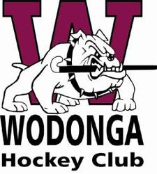 Wodonga Hockey Club logo
