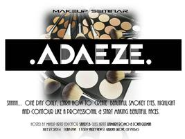 Makeup Aproach by .AdaeZe.