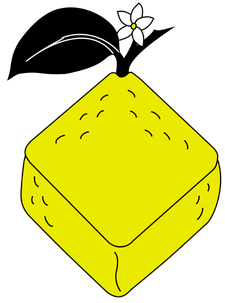 Square Lemon logo