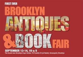 Opening Preview Brooklyn Antiques and Book Fair