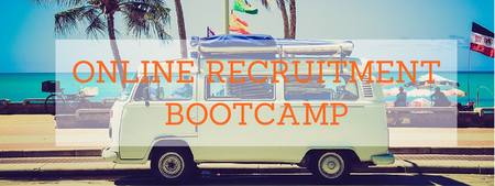 Online Recruitment Bootcamp