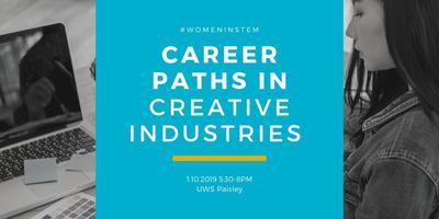 Career Paths in Creative Industries