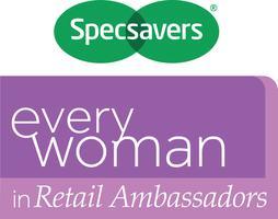 2014 Specsavers everywoman in Retail Ambassador...