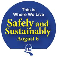 This is Where We Live: Safely and Sustainably
