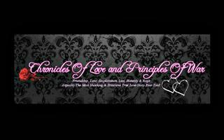 Chronicles of Love & Principles of War Book Discussion...