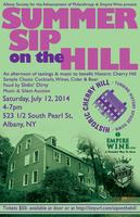 Summer Sip on the hill to benefit Historic Cherry Hill