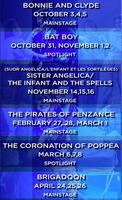 Opera & Musical Theatre Series B Season Package