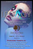 Runway Legacy (Hair & Fashion Show)