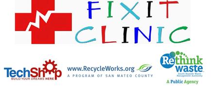 RethinkWaste's 1st Fixit Clinic