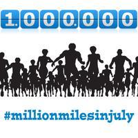 Million Miles in July! (#millionmilesinjuly) Los...