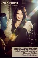 TNM Presents: Jen Kirkman @ Cafe Istanbul