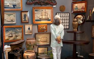 Newport Antiques Show Gala Preview Party