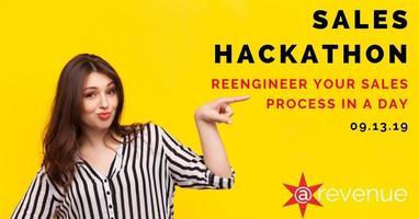 Sales Hackathon - Live  Sales Conference