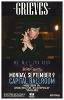 Mr Nice Guy Tour with Grieves and Mouse Powell