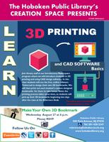 Learn CAD and 3D Printing Basics By Making Your Own...
