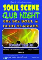 Soul Scene Club Night - Sept14