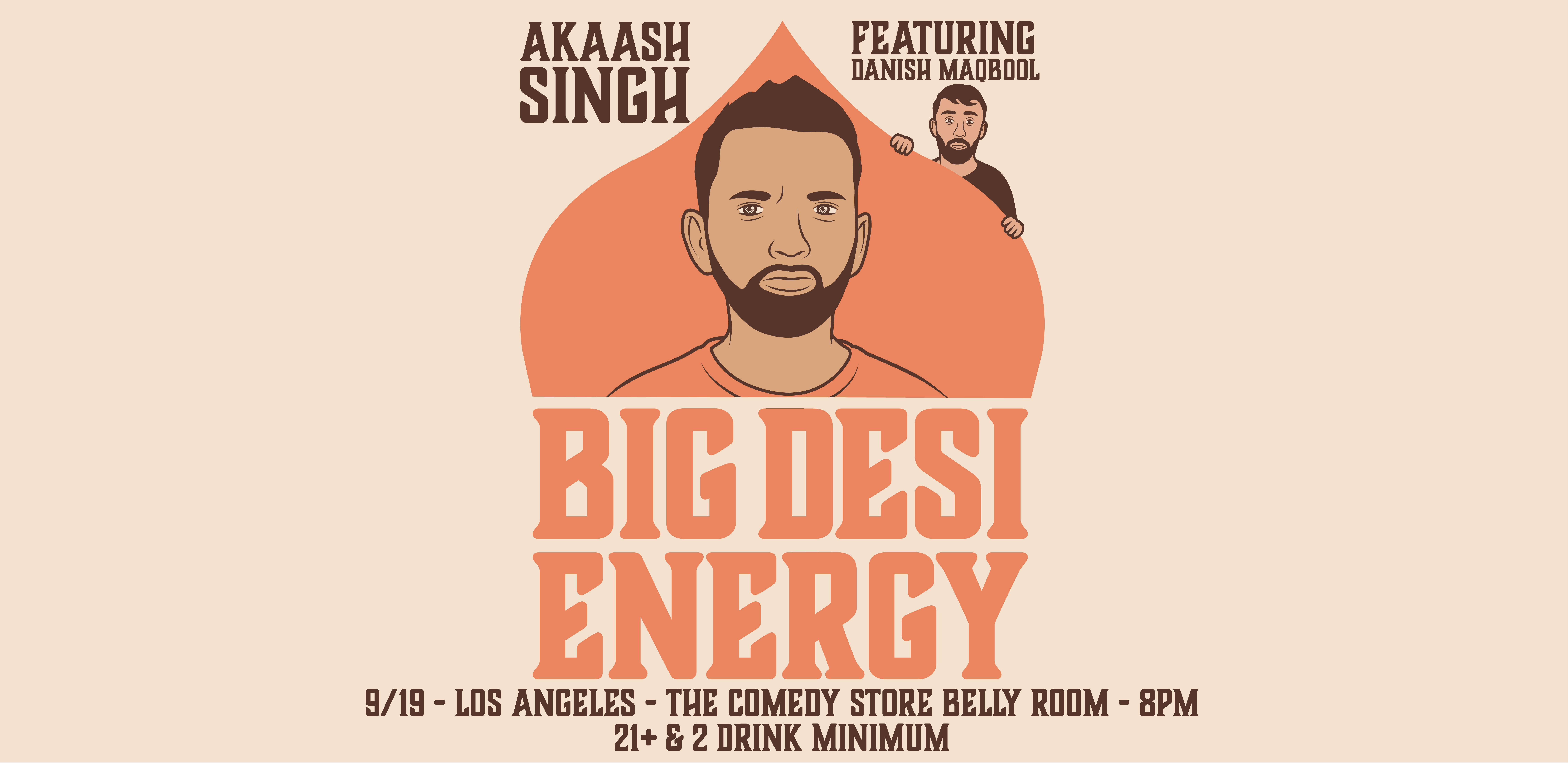 Big Desi Energy