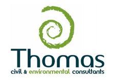 Richard Taylor, Thomas Civil & Environmental Consultants logo