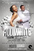 "The Alumni Entertainment presents ""An All White Affair"""