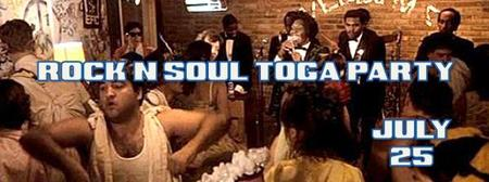 Rock N'Soul Toga Party