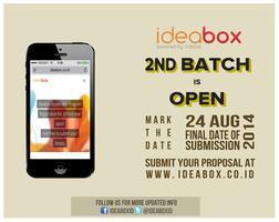 IDEABOX to Surabaya!