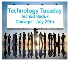 Technology Tuesday - TechEd Redux
