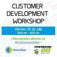 Customer Development Workshop