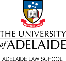 University of Adelaide Law School logo