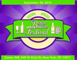 Better Booze Festival - For VENDORS