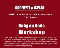 Ruby on Rails Workshop