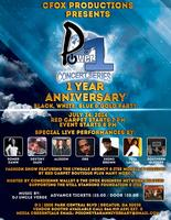 POWER OF ONE CONCERT SERIES 1 YEAR ANNIVERSARY